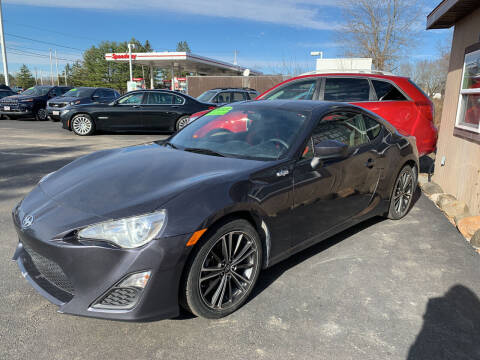 2013 Scion FR-S for sale at Excellent Autos in Amsterdam NY