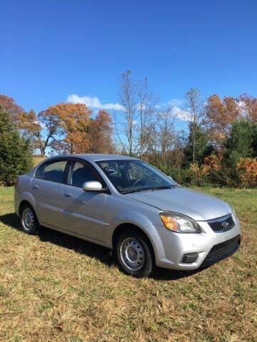 2011 Kia Rio for sale at Appalachian Auto Brokers, LLC in Johnson City TN