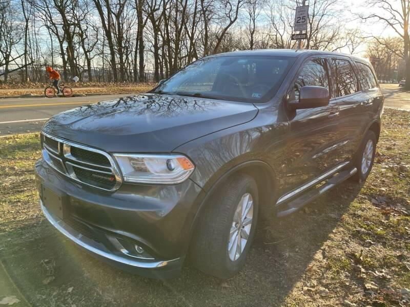 2014 Dodge Durango for sale at Kapos Auto, Inc. in Ridgewood, Queens NY