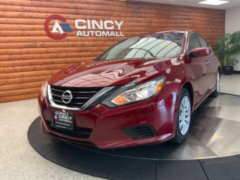 2018 Nissan Altima for sale at Dixie Motors in Fairfield OH