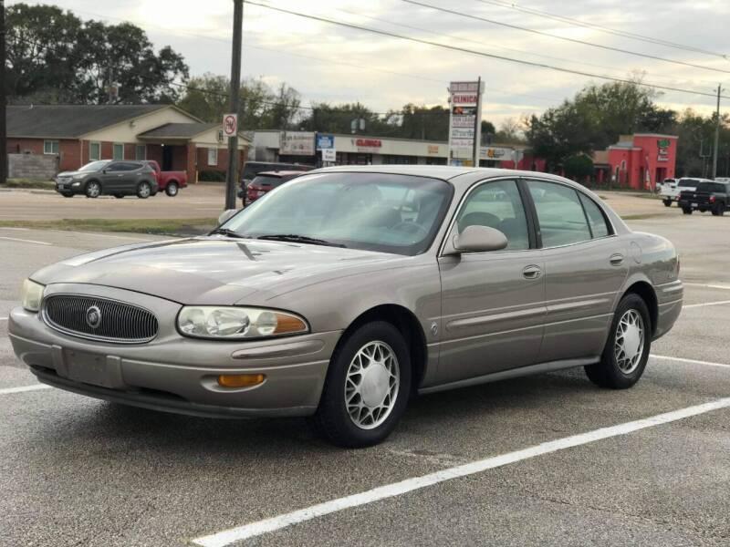 2001 Buick LeSabre for sale at Loco Motors in La Porte TX