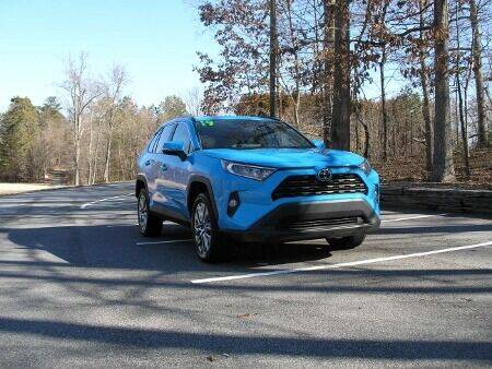 2019 Toyota RAV4 for sale at RICH AUTOMOTIVE Inc in High Point NC
