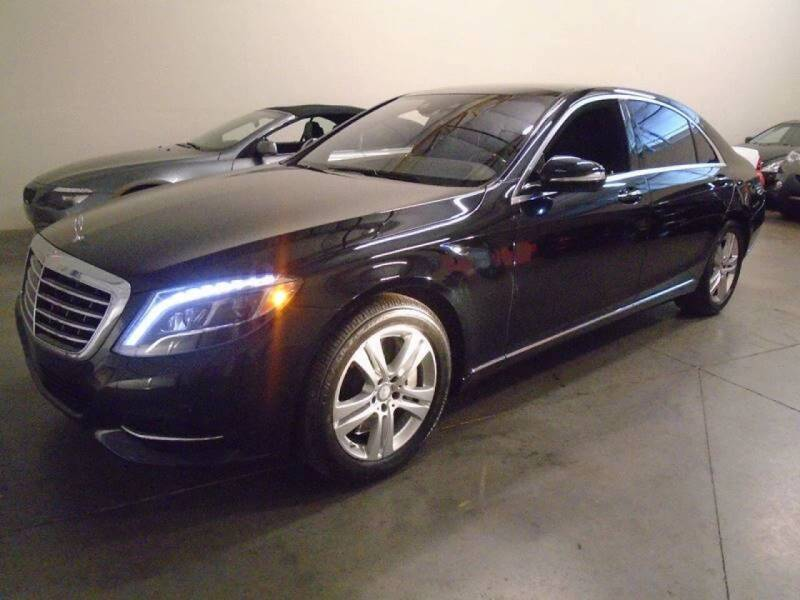 2017 Mercedes-Benz S-Class for sale at COPPER STATE MOTORSPORTS in Phoenix AZ