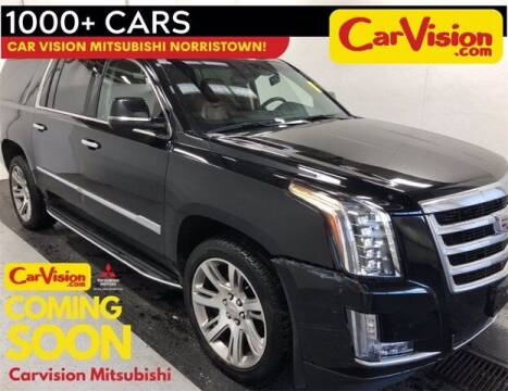 2018 Cadillac Escalade ESV for sale at Car Vision Buying Center in Norristown PA