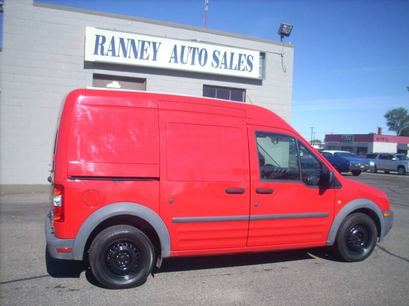 2012 Ford Transit Connect for sale at Ranney's Auto Sales in Eau Claire WI