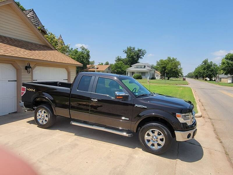 2014 Ford F-150 for sale at Eastern Motors in Altus OK