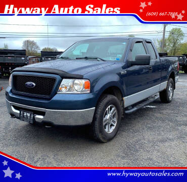 2006 Ford F-150 for sale at Hyway Auto Sales in Lumberton NJ