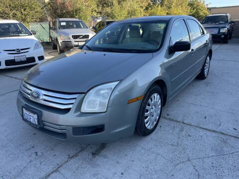 2008 Ford Fusion for sale at Carspot Auto Sales in Sacramento CA