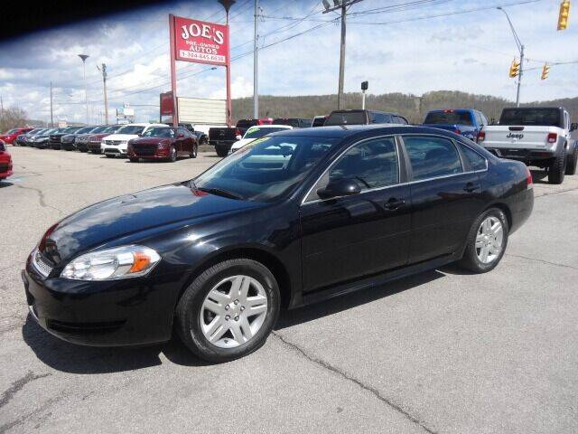 2014 Chevrolet Impala Limited for sale at Joe's Preowned Autos 2 in Wellsburg WV