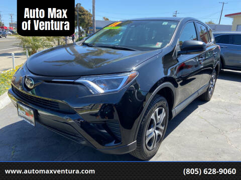 2017 Toyota RAV4 for sale at Auto Max of Ventura in Ventura CA
