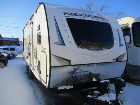 2021 Coachmen FREEDOM EXPRESS for sale at Schrader - Used Cars in Mt Pleasant IA