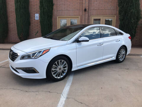 2015 Hyundai Sonata for sale at Freedom  Automotive in Sierra Vista AZ