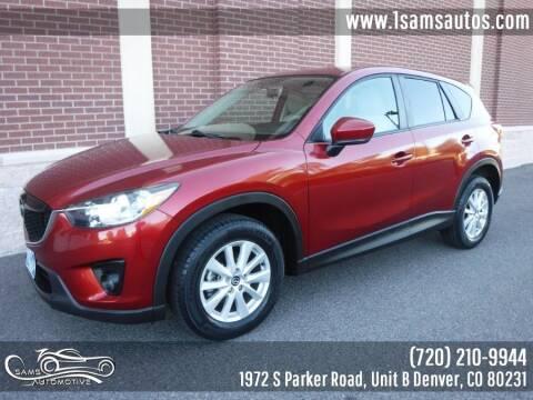 2013 Mazda CX-5 for sale at SAM'S AUTOMOTIVE in Denver CO