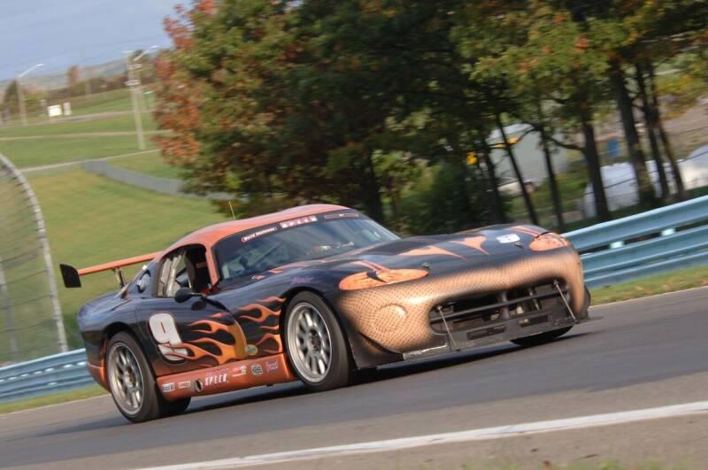 1998 Dodge Viper for sale at Muscle Car Jr. in Alpharetta GA