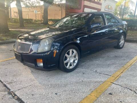 2005 Cadillac CTS for sale at Low Price Auto Sales LLC in Palm Harbor FL