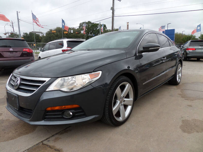2012 Volkswagen CC for sale at West End Motors Inc in Houston TX