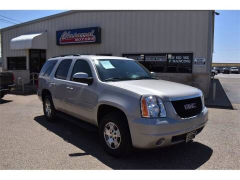 2009 GMC Yukon for sale at Chaparral Motors in Lubbock TX
