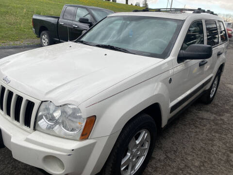 2005 Jeep Grand Cherokee for sale at Ball Pre-owned Auto in Terra Alta WV
