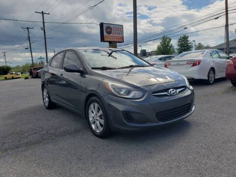 2012 Hyundai Accent for sale at Cars 4 Grab in Winchester VA