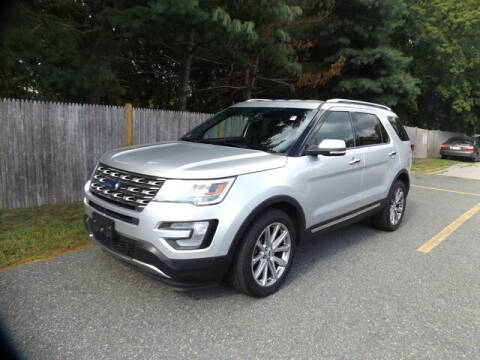 2016 Ford Explorer for sale at Wayland Automotive in Wayland MA