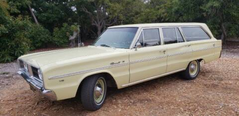 1966 Dodge Coronet for sale at Classic Car Deals in Cadillac MI
