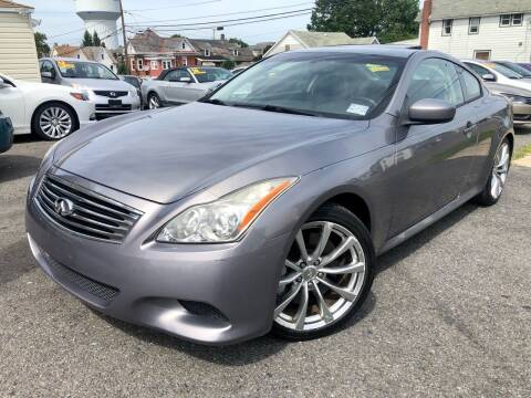 2008 Infiniti G37 for sale at Majestic Auto Trade in Easton PA