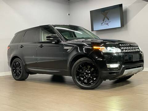2015 Land Rover Range Rover Sport for sale at TX Auto Group in Houston TX