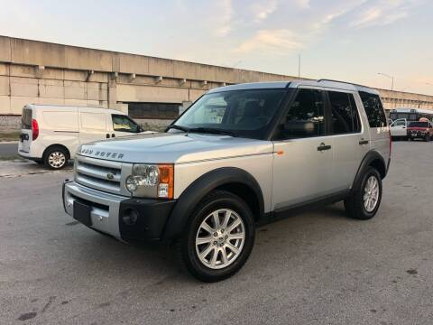 2008 Land Rover LR3 for sale at Florida Cool Cars in Fort Lauderdale FL