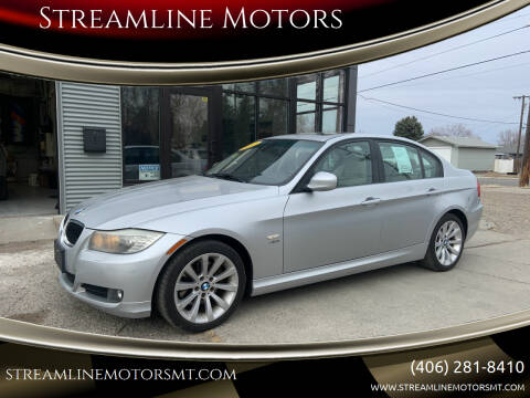 2011 BMW 3 Series for sale at Streamline Motors in Billings MT