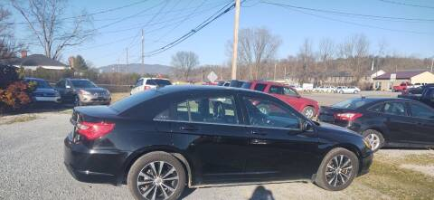 2013 Chrysler 200 for sale at Magic Ride Auto Sales in Elizabethton TN