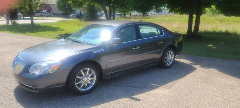 2011 Buick Lucerne for sale at SOUTHERN AUTO GROUP, LLC in Grand Rapids MI
