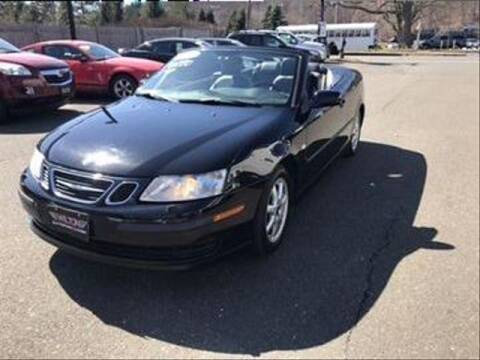 2006 Saab 9-3 for sale at Wilton Auto Park.com in Wilton CT