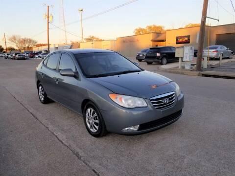 2010 Hyundai Elantra for sale at Image Auto Sales in Dallas TX
