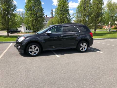 2014 Chevrolet Equinox for sale at Chris Auto South in Agawam MA
