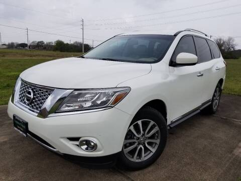 2013 Nissan Pathfinder for sale at Laguna Niguel in Rosenberg TX