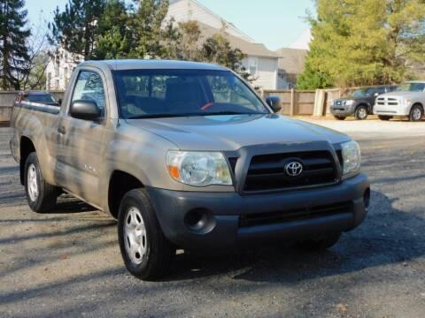 2008 Toyota Tacoma for sale at Prize Auto in Alexandria VA