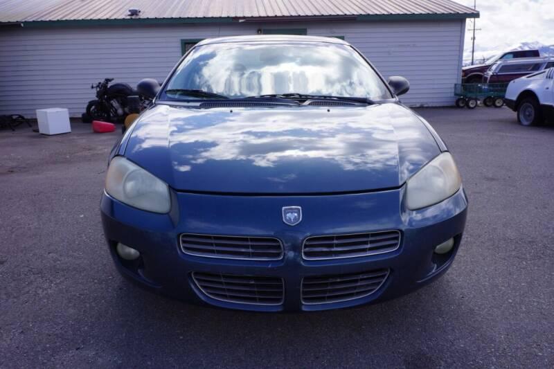 2001 Dodge Stratus for sale at 1 Owner Car Guy in Stevensville MT