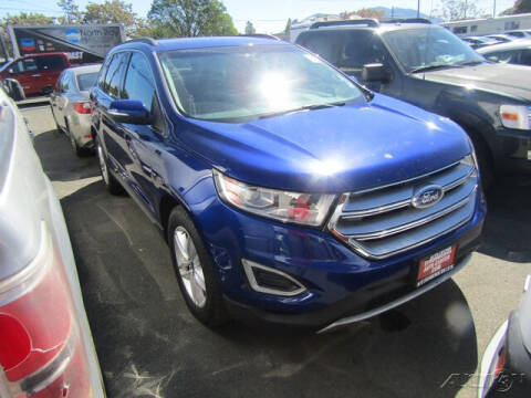 2015 Ford Edge for sale at Guy Strohmeiers Auto Center in Lakeport CA