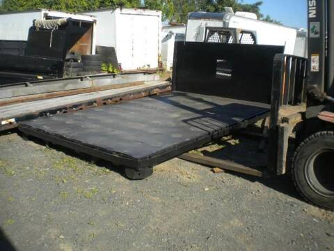 2005 12 ft flatbed  12 ft flatbed  for sale at Advanced Truck in Hartford CT