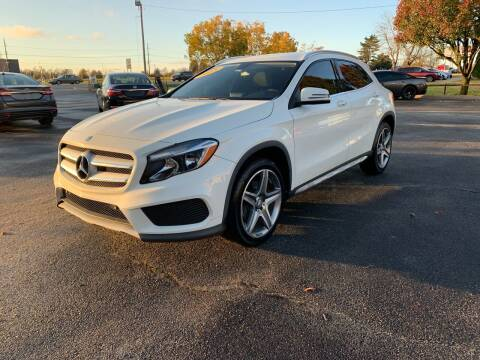2015 Mercedes-Benz GLA for sale at Bagwell Motors in Lowell AR