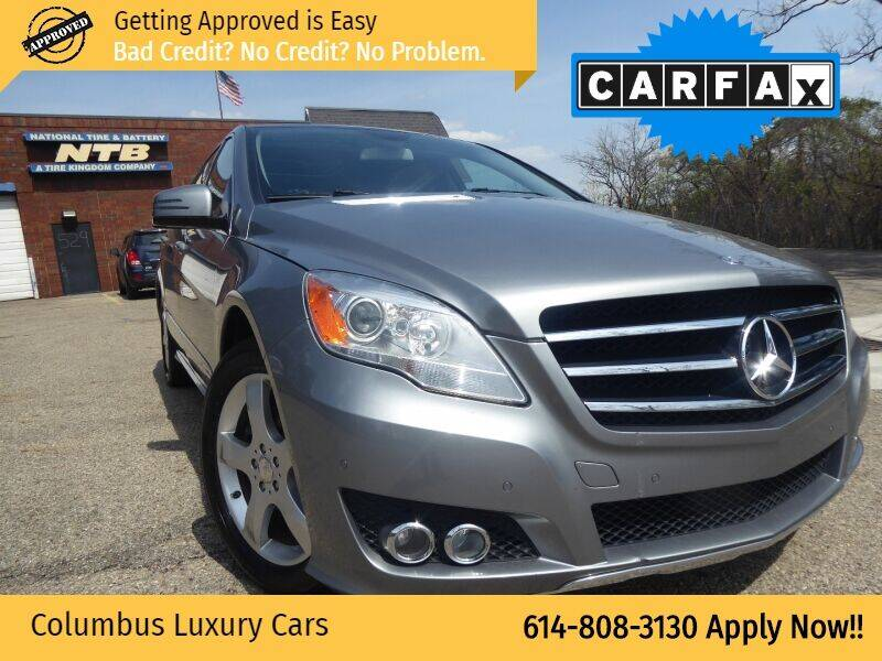 2011 Mercedes-Benz R-Class for sale at Columbus Luxury Cars in Columbus OH
