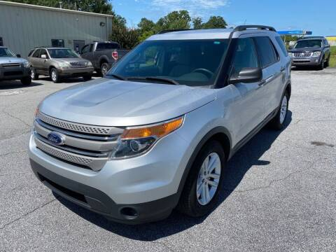 2015 Ford Explorer for sale at Brewster Used Cars in Anderson SC