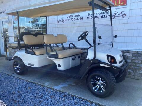 2016 Cushman SHUTTLE 6 for sale at 70 East Custom Carts LLC in Goldsboro NC