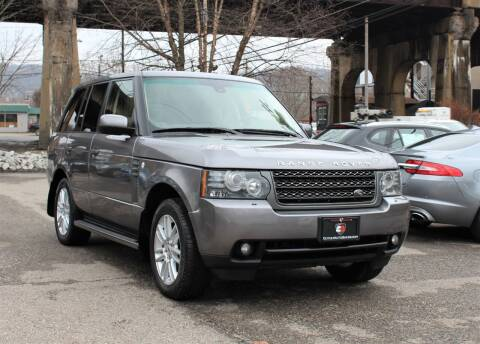 2011 Land Rover Range Rover for sale at Cutuly Auto Sales in Pittsburgh PA