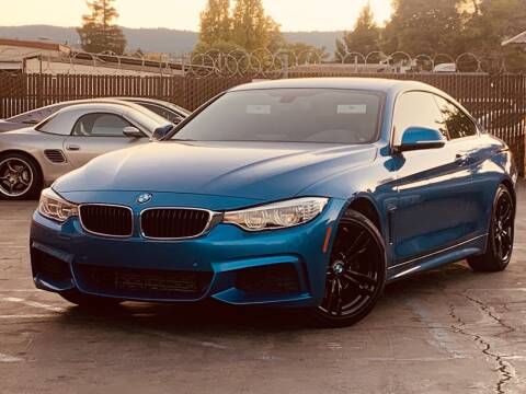 2014 BMW 4 Series for sale at BSL Bay Sport & Luxury in Redwood City CA