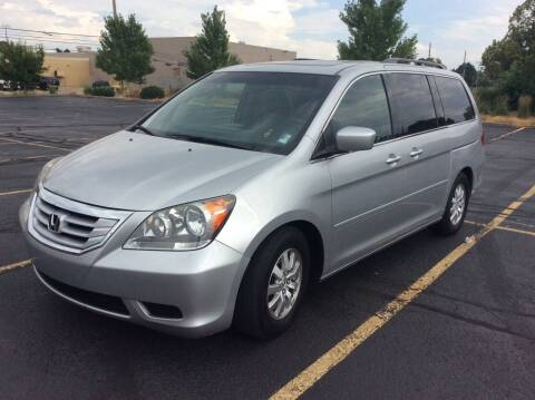 2010 Honda Odyssey for sale at AROUND THE WORLD AUTO SALES in Denver CO