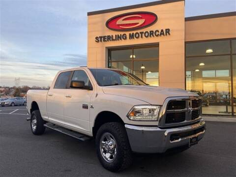 2012 RAM Ram Pickup 2500 for sale at Sterling Motorcar in Ephrata PA