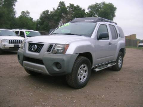 2010 Nissan Xterra for sale at HORSEPOWER AUTO BROKERS in Fort Collins CO