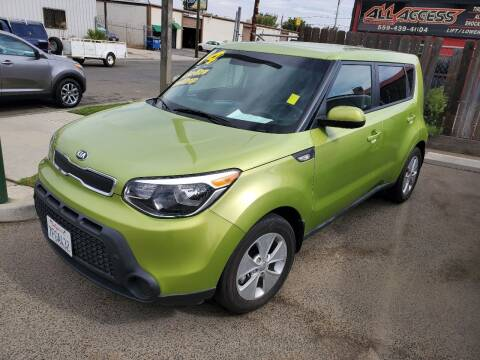 2014 Kia Soul for sale at Showcase Luxury Cars II in Pinedale CA