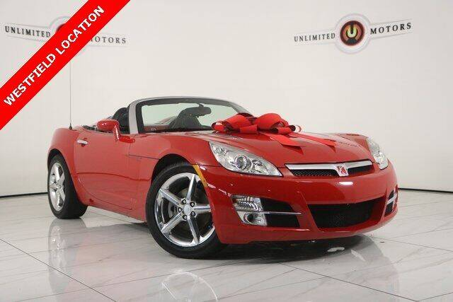 2007 Saturn SKY for sale at INDY'S UNLIMITED MOTORS - UNLIMITED MOTORS in Westfield IN